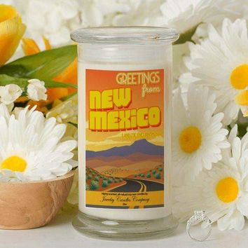 Greetings From New Mexico - Greetings From Candles