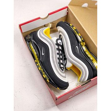 NIKE AIR MAX 97 lightweight air cushion men's sports shoes