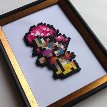Framed Vanille (Final Fantasy XIII)