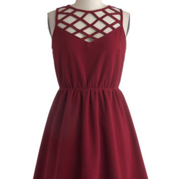 Sipping Sangria Dress