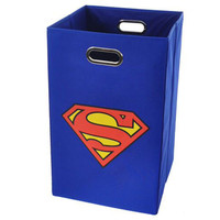 Superman Folding Laundry Basket