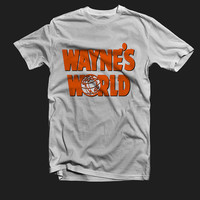 Waynes World logo Snl T-Shirt