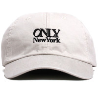 Amsterdam Polo Hat Ivory