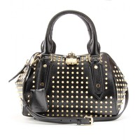 Berkeley Studded Leather Shoulder Bag ☼ Burberry London ¦ mytheresa.com