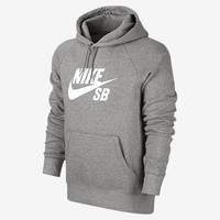 The Nike SB Icon Men's Hoodie.