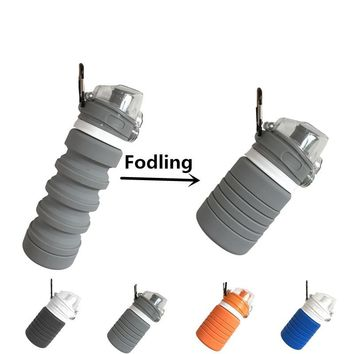 Collapsible Water Bottle For Sports