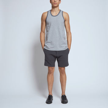 Reigning Champ Reversible Tank Top in Heather Grey