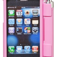 SABRE Red SmartGuard Pepper Spray Case for iPhone 4, Pink