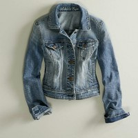 🎉HP 09-17🎉🍁🍂American Eagle denim jacket