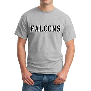 Falcons Sports Graphic Men's T-shirt New Sizes S-2XL