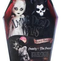 Living Dead Dolls Scary Tales Beauty and the Beast Collector Doll