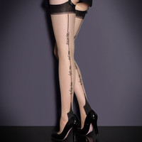 Agent Provocateur Whip Me Stockings