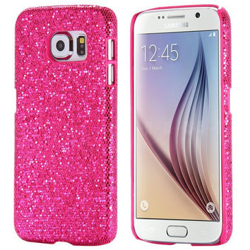Ultra Slim S6 Armor Phone Case (Diamond Pink)