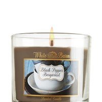 Black Pepper Bergamot 4 oz. Small Candle   - Slatkin & Co. - Bath & Body Works
