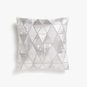 Raised embroidery cushion cover - Throw Pillows - BEDROOM | Zara Home United States of America