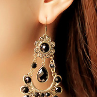 Peacock Shape Earrings