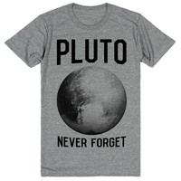 Pluto: Never Forget
