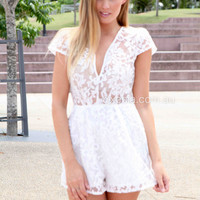 Sweet Love Playsuit