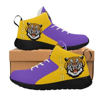 LSU for Her Women's Chukka Training Shoes/Large Size (Model 57502)