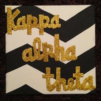 Kappa Alpha Theta Canvas