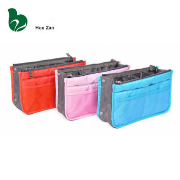 Vanity Women Beautician Toiletry Travel Makeup Suitcase Make Up Organizer Box Case for Cosmetics Bag Storage