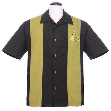 Steady Clothing Mickey Button Down Shirt