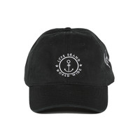 "WORLDWIDE - Black ""Dad"" Cap"