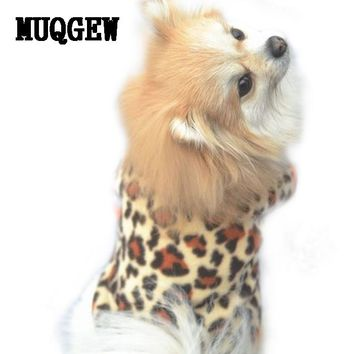 small dogs fleece Sweater