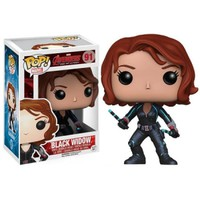 Avengers 2: Age of Ultron Pop! Vinyl Figure - Black Widow : Forbidden Planet