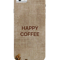 Coffee iPhone 6 Case