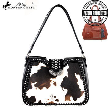 Montana West MW184G-8251 Concealed Carry Handbag