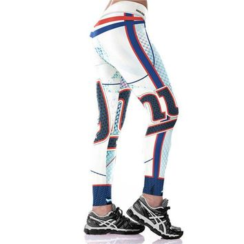 New York Giants Woman Leggings