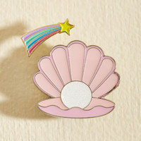 Worth Doing Shell Pin Set | Mod Retro Vintage Pins | ModCloth.com