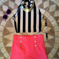 Coral Pink ENTIRE Outfit from Belle La Vie Boutique
