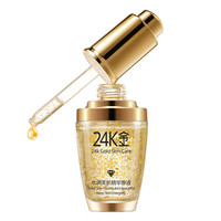 24K Gold Face Cream Whitening Moisturizing 24 K Gold Day Creams & Moisturizers 24K Gold Essence Serum New Face Skin Care