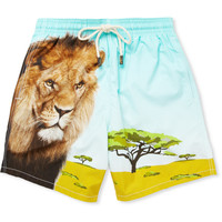 Vilebrequin Moorea Mid-Length Printed Swim Shorts | MR PORTER