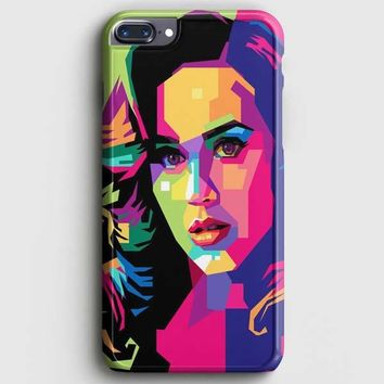 Katy Perry On WPAP iPhone 7 Plus Case