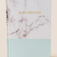More Creating Blue Marble Journal
