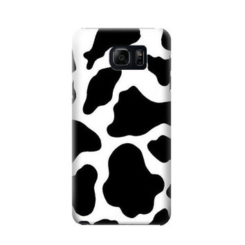 P2096 Seamless Cow Pattern Phone Case For Samsung Galaxy Note 5