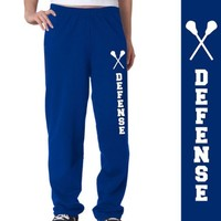 Lacrosse Defense Fleece Sweatpants