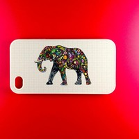 Iphone 4 Case - Colorful Elephant A.. on Luulla