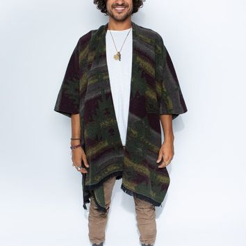 Grizzly SpiritHood Poncho *Unisex*