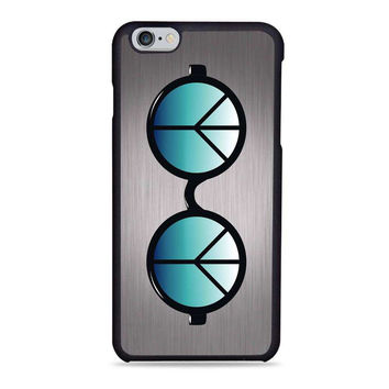 eye glass zero gravity Iphone 6 Case
