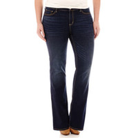 Arizona Bootcut Jeans - Plus