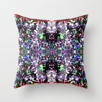 Spiritual Travel Throw Pillow by Phinilez