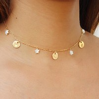 Moonwalk Choker