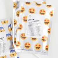 Free People Blush Emoji Mask