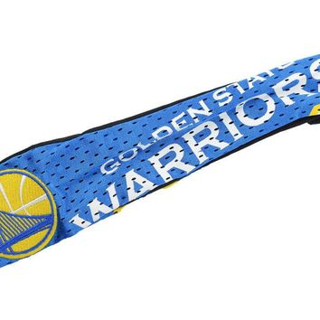 Golden State Warriors Jersey Fanband Headband Hairband NBA Team Apparel