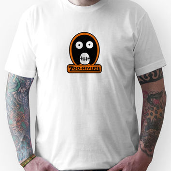 The Mighty Boosh Zooniverse Patch Unisex T-Shirt