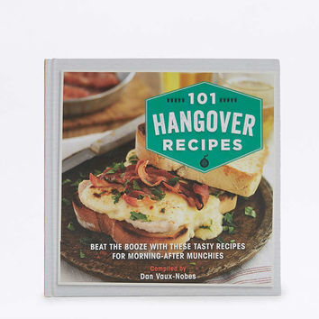 101 Hangover Recipes Book - Urban Outfitters